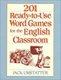 img - for 201 Ready-to-Use Word Games for the English Classroom book / textbook / text book
