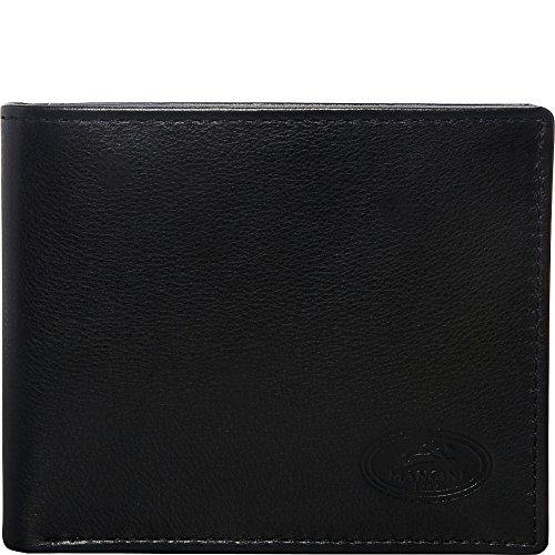 mancini-leather-goods-mens-rfid-secure-left-wing-wallet-black