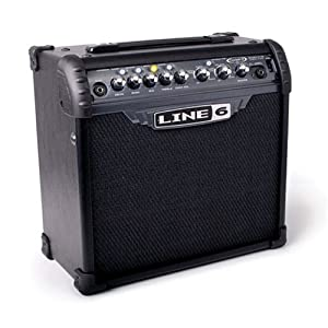 Line 6 Spider III 15-Watt Guitar Combo Amplifier