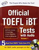 img - for Official TOEFL iBT Tests with Audio book / textbook / text book