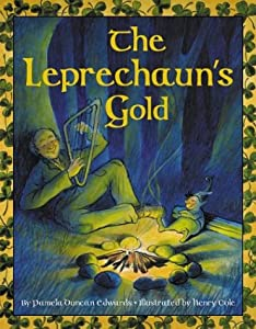 "Cover of ""The Leprechaun's Gold"""