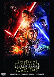 Star Wars: The Force Awakens [DVD] [2015]