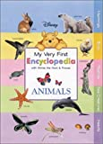 Disney My Very First Encyclopedia with Winnie the Pooh and Friends: Animals (Disney Learning)