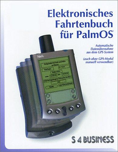 Elektronisches Fahrtenbuch für PalmOS (Palm), PC