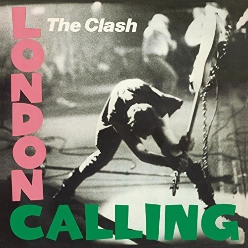 Album Art for London Calling (Uk) by CLASH