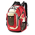 Samsonite Mini Senior Backpack Red