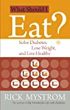 img - for What Should I Eat? book / textbook / text book