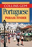 Collins Gem Portuguese Phrase Finder: The Flexible Phrase Book (Book & Cassette) (Portuguese Edition) (0003711226) by HarperCollins