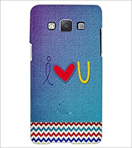 PrintDhaba Quote D-3918 Back Case Cover for SAMSUNG GALAXY E5 (Multi-Coloured)