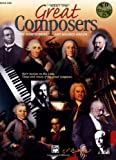 img - for By Maurice Hinson - Meet the Great Composers, Bk 1: Book and CD (Pap/Com) (6.1.1995) book / textbook / text book