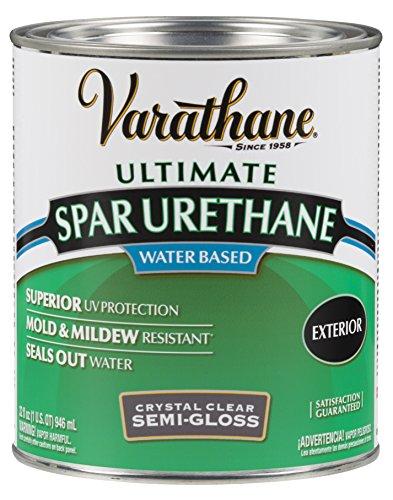 rust-oleum-varathane-250241h-1-quart-classic-clear-water-based-outdoor-spar-urethane-semi-gloss-fini
