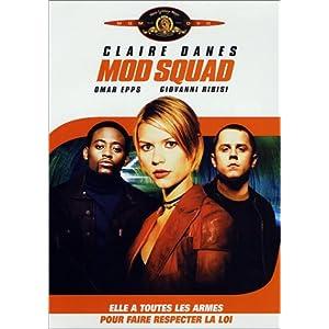 Claire Danes  Squad on Amazon Com  The Mod Squad  Claire Danes  Giovanni Ribisi  Omar Epps