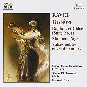 Boléro/Daphnis et Chloe/+