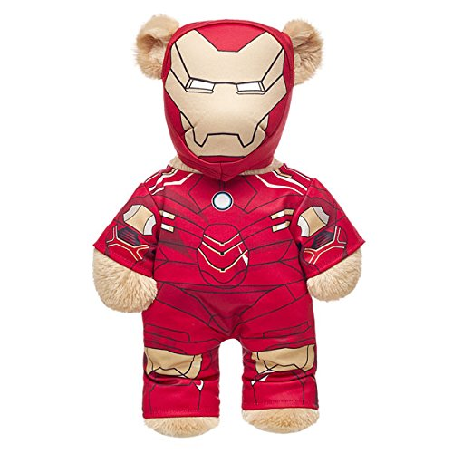 Build a Bear Workshop Iron Man Costume 2 pc. build a bear workshop promise pets pink dog leash