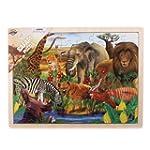 Adventure Planet Wooden Safari Puzzle...