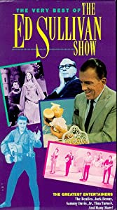The Very Best of the Ed Sullivan Show, Vol. 2: The Greatest Entertainers [VHS]