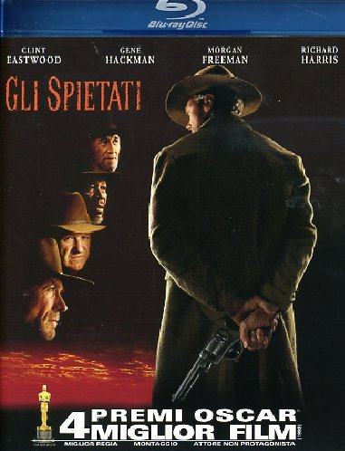 Gli spietati [Blu-ray] [IT Import]