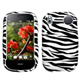 Design Hard Protector Skin Cover Cell Phone Case for Palm Pre 2 Verizon - Zebra Skin