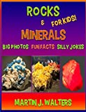 Rocks And Minerals For Kids! BIG Photos Fun Facts, Silly Jokes (60+ pages Fun Facts and Photos about Rocks, Minerals, Gemstones, Geology and SO MUCH MORE!)