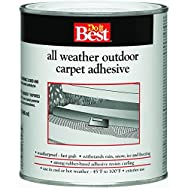 Do it Best All Weather Outdoor Carpet Adhesive-QT DI OD CARPET ADHESIVE