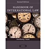 img - for [(Handbook of International Law )] [Author: Anthony Aust] [May-2010] book / textbook / text book