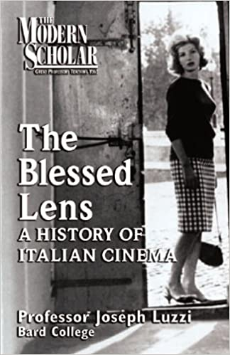 a History of Italian Cinema - Joseph Luzzi
