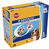 Pedigree Dentastix Daily Oral Care For Medium Dogs, 56 pack (Pack of 2)