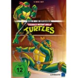 "Teenage Mutant Ninja Turtles - Box 6 (Episoden 140-168) [6 DVDs]von ""Joe DiStefano"""