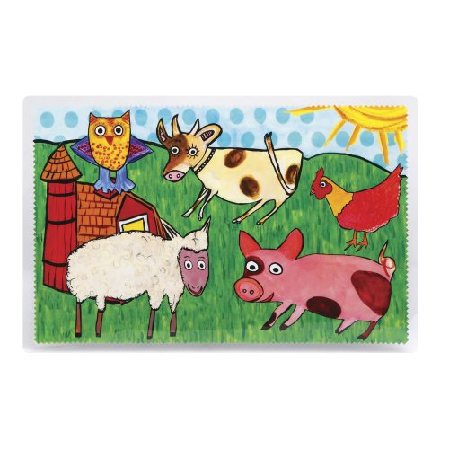 C.R. Gibson Emily Green's Once Upon a Farm Imagination Mat