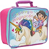 Nickelodeon Dora Lunch Box Kit, Pink