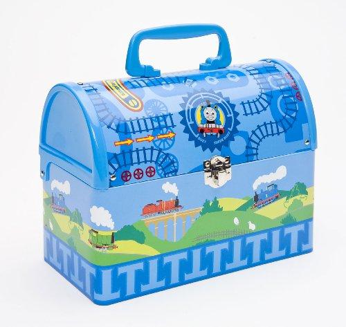 Imagen principal de Joy Toy  Thomas y amigos 220 991 - Maletín de viaje (22 x 11 x 18 cm) color azul [Importado de Alemania]