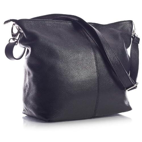 Top 10 Big Black Shoulder Handbags