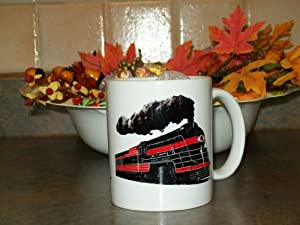 RAILROAD COFFEE MUG - Lehigh Valley