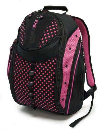 Mobile Edge Mebpex2 Express Backpack - Polka Dot
