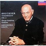 Bruckner-Symphonie N 1-Solti