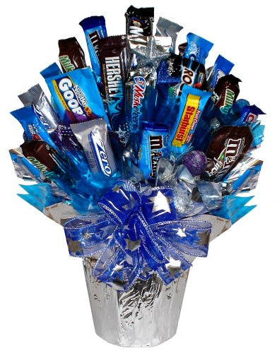 Star Attraction chocolate candy gift bouquet