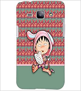 PrintDhaba Cartoon D-4240 Back Case Cover for SAMSUNG GALAXY J1 (Multi-Coloured)