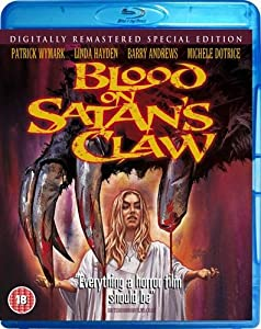 Blood on Satan's Claw [Blu-ray] [Import anglais]