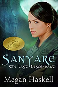 Sanyare: The Last Descendant by Megan Haskell ebook deal