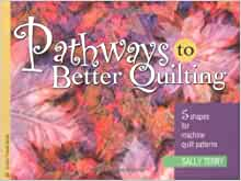 Pathways To Better Quilting 5 Shapes For Machine Quilt