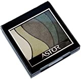 ASTOR Eye Artist Eye Shadow Palette - 350 My Perfect Green