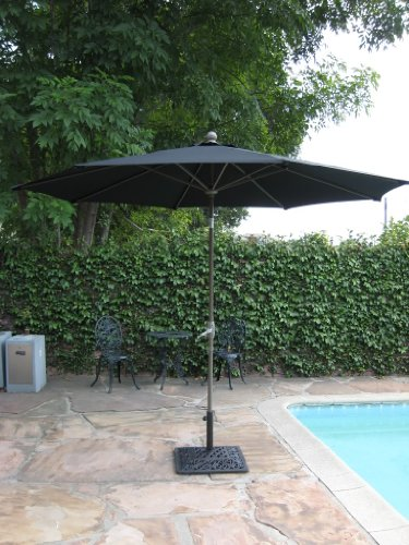 Patio Umbrella Crank Diagram: Umbrella Stand