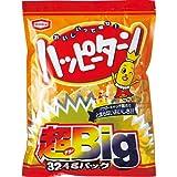 ハッピーターン超ビッグパック(せんべい・お菓子・食品)