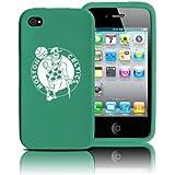 Boston Celtics iPhone 4 and 4S Case: Silicone Cover