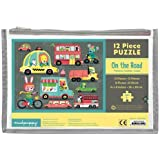 On The Road Puzzle, 12-Piece