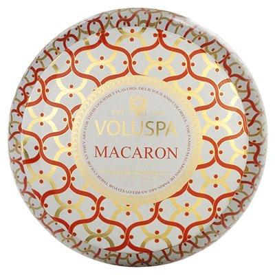 Voluspa Maison Blanc Macaron 2 Wick Candle