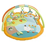 Fehn 71559 3-D-Activity-Decke Sleeping Forest