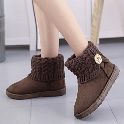 tenworld-women-flat-knitting-wool-shoes-winter-warm-ankle-snow-boots-55-coffee