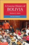 A Concise History of Bolivia (Cambrid...