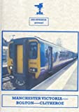 Manchester Victoria, Bolton, Clitheroe Cab Ride Dvd - Class 156 & 153 (Northern Rail)